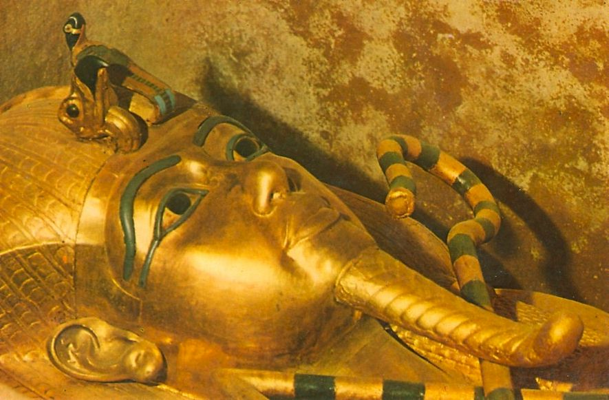 King Tut Tomb Discovery: Midland : King Tut